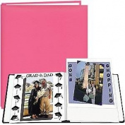 HOT PINK E-Z LOAD 8½x11 Scrapbook by Pioneer - 8.5x11