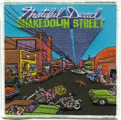 Grateful Dead Band Shakedown Street Patch