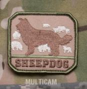 Mil-Spec Monkey Sheepdog Morale Patch - Multicam