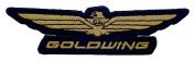 Honda Goldwing Club Bikers Motorcycles Sign Jackets BG02 iron on Patch