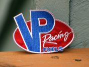 VP Racing Fuels Race Gas Embroidered Patch for Pit Shirt Jacket Race Leathers Shirt Coat More