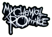 My Chemical Romance Rock Band Logo T Shirts MM33 Iron on Patches