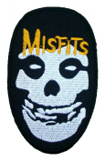 MISFITS Punk Band Logo T Shirts MM32 Iron on Patches