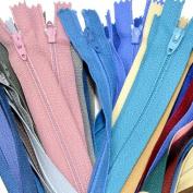 SALE 18cm Zipper Talon #3 Skirt & Dress Closed Bottom ~ Assortment of Colours