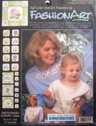 Full Colour Iron-On Transfers By Fashion Art