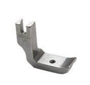 Sewing Machine Foot - Right Piping Foot 0.6cm