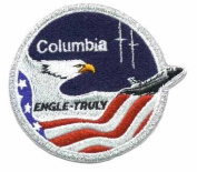 STS-2 Mission Patch
