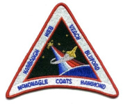 STS-39 Mission Patch
