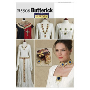Butterick Patterns B5508 Historical Jewellery, One Size Only