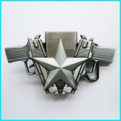 Brand:choi New Western Guy Style and Star with Lighter Lt-018as