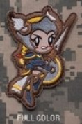 Cute Valkyrie Patch