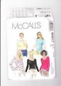 McCall's Pattern #M4517 SIZE