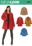 New Look Pattern #6153 SIZE