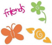 Friends Flowers Butterfly Set 38-9693