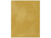 Sew Easy Industries 12-Sheet Velvet Paper, 22cm by 28cm , Honey