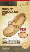 Silver Creek Leather Scout Moccasin Kits-Size 6/7