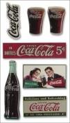 Coca Cola Coke Have a Coke Dimensional Scrapbook Stickers