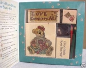 Boyds Bears & Friends 1st Edition Rubber Stamp Kit