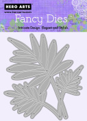 Hero Arts Palm Fancy Dies