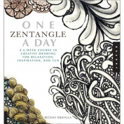 Quayside Publishing NOM161314 Quarry Books, One Zentangle A Day