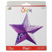 Sizzix Bigz BIGkick/Big Shot Die-Star, 5 Point 3-D