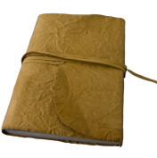 Handcrafted Genuine Leather Antique Traveller Journal with Parchment Paper (13cm x 18cm ) - Lewis & Clark Series By Viatori