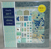 Memorystor Paper Embellishment Collection Urban Coffee House