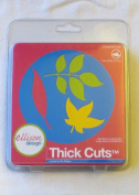 Ellison Design, Thick Cuts, Leaves
