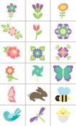 Slice Crafts Slice Design Card for Crafting, Spring Has Sprung