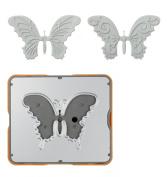 Fiskars 101060-1001 Butterfly Design Set, Medium