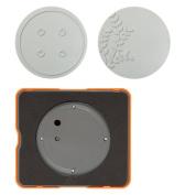 Fiskars 100780-1001 Circle Design Set, Simple Pattern, Medium