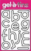 Gel-A-Tins Stamps - Golly Gee Big Letters