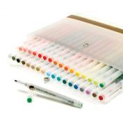 Martha Stewart Crafts Arts and Crafts Marker Set, 36 Pieces