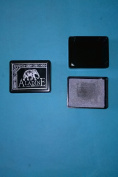 Aladine Paris Stamp Pad Metallic Silver