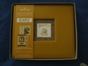 Hallmark Happy Tails Cat Scrapbook
