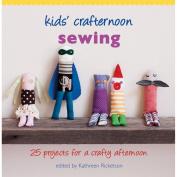 Hardie Grant Books-Kids' Crafternoon Sewing