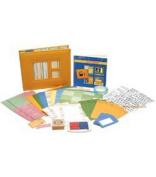 Creating Keepsakes Scrapbook Kit with Postbound Album - Vacation