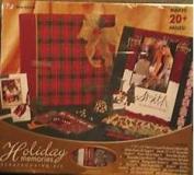 Holiday Memories Scrapbooking Kit