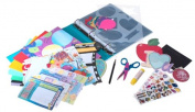 Colorbok Scrapbook Memory Kit with Keepsake Box