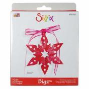 Sizzix Bigz BIGkick/Big Shot Die-3-D Hanging Snowflake #2