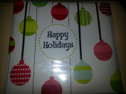 Happy Holidays Scrapbook Kit