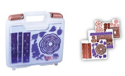 Die Case & 6 Magnetic Sheets