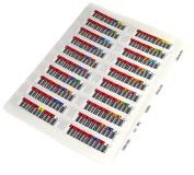 Quantum Data Cartridge Bar Code Labels, Lto Ultrium 6, Series