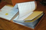 Archivalife 30cm by 30cm Lifelines Edition Album, Brown