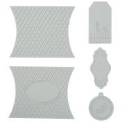 Fiskars 101020-1001 Pillowbox Design Set, Large