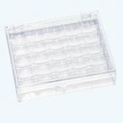 Storage Box Sewing Thread Bobbins Holder Metal/plastic