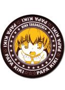 Listen to Me Girls Hina Takanashi Papa Kiki Patch