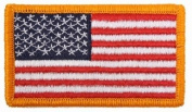 Military Embroidered Tactical Flag Patch