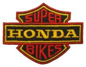 Honda Super Bikes Motorcycles Racing Motard Jacket BH08 Sew Iron on Patches