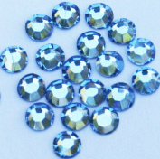 Zinkcolor Crystal Rhinestone Ss10 Light Sapphire 20P Cell Phone Embellishment